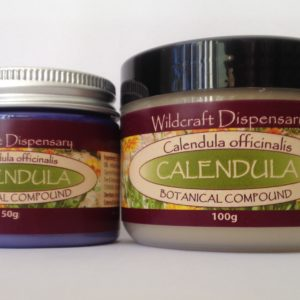 CALENDULA Natural Herbal Ointment