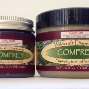 COMFREY Natural Herbal Ointment