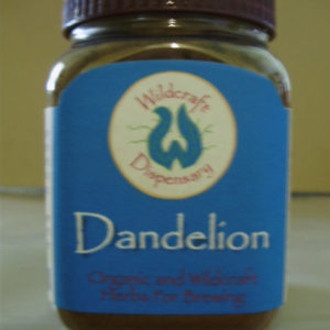 DANDELION POWDER - ROASTED