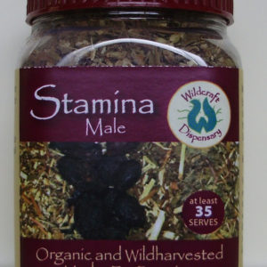 STAMINA TEA - SAW PALMETTO BLEND - MALE HEALTH