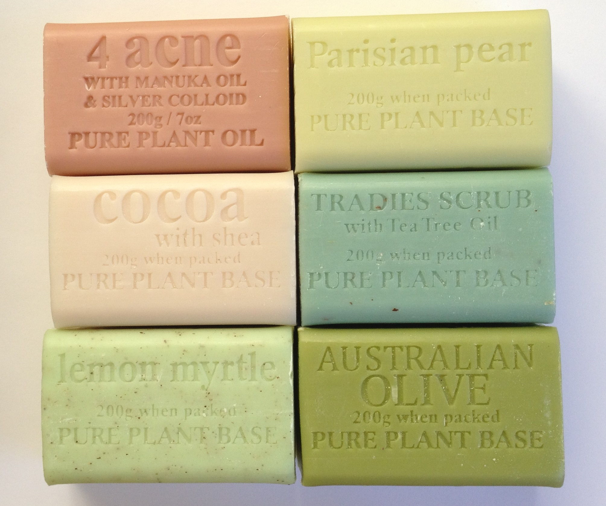 Australian Made Natural Skin Care Products