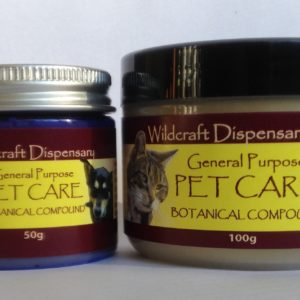 General Purpose PET CARE 100% Natural Ointment