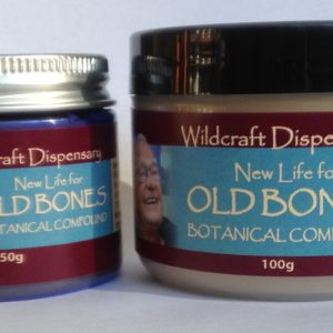 New Life for OLD BONES HERBAL OINTMENT 100% Natural