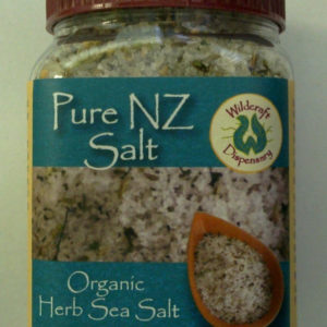 Pure NZ Organic Herb Sea Salt
