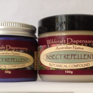 INSECT REPELLENT Natural Herbal Ointment