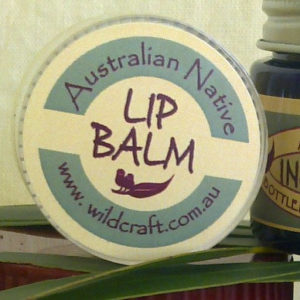 LIP BALM - AUSTRALIAN NATIVE OILS
