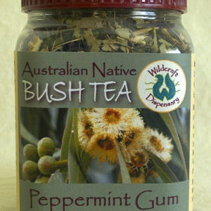 PEPPERMINT GUM Bush Tea