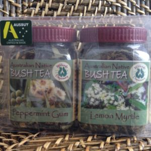 Billy Tea - Lemon Myrtle. Peppermint Eucalyptus.