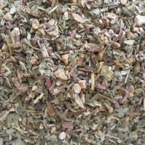 Liver Tonic Herbal Tea 125gm - Chicory Dandelion and Rhubarb Root. St Marys Thistle Seed and Dandelion Leaf.
