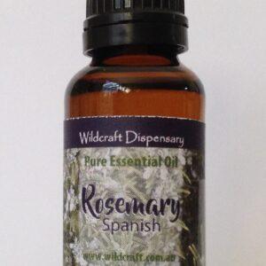 Spanish Rosemary 100% Pure Essential Oil