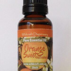 Australian Sweet Orange 100% Pure Essential Oil